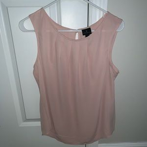 Worthington shell tank top blouse